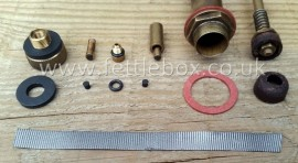 British Military No:2 Stove - seal kit