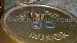 Monitor Minor filler cap seal