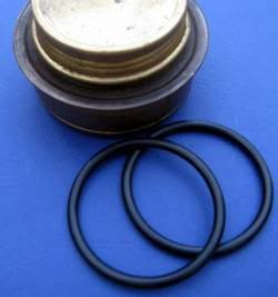 Trangia Burner O-Ring seal. Pack of 2
