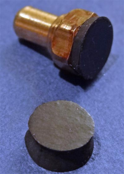 brass cap for phoebus